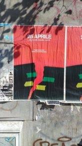 """Lega e 5 Stelle nelle foibe, i manifesti scioccanti a Roma. """"Raggi li rimuova"""""""