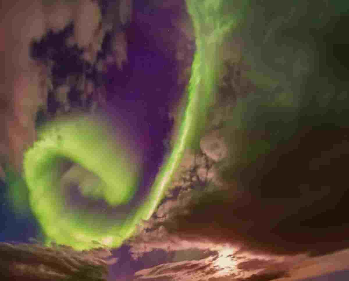 il disneiano monito della Nasa sull'Aurora Boreale