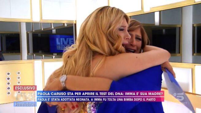 Paola Caruso e Imma