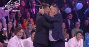 Ricky Martin e Amedeo
