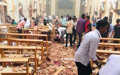 Sri Lanka, almeno otto attentati contro chiese ed hotel: è strage, 120 morti e almeno 300 feriti