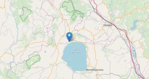Terremoto sul Lago di Bolsena