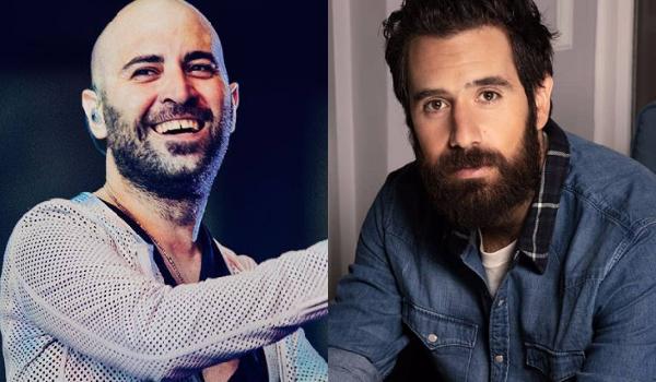 X Factor, Tommaso Paradiso e Giuliano Sangiorgi