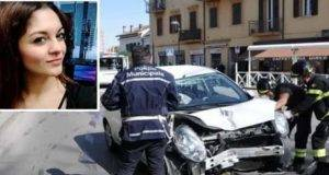 incidente forlì ubriaca