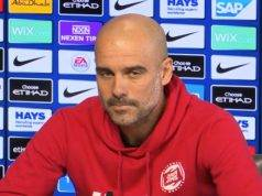 guardiola felpa open arms