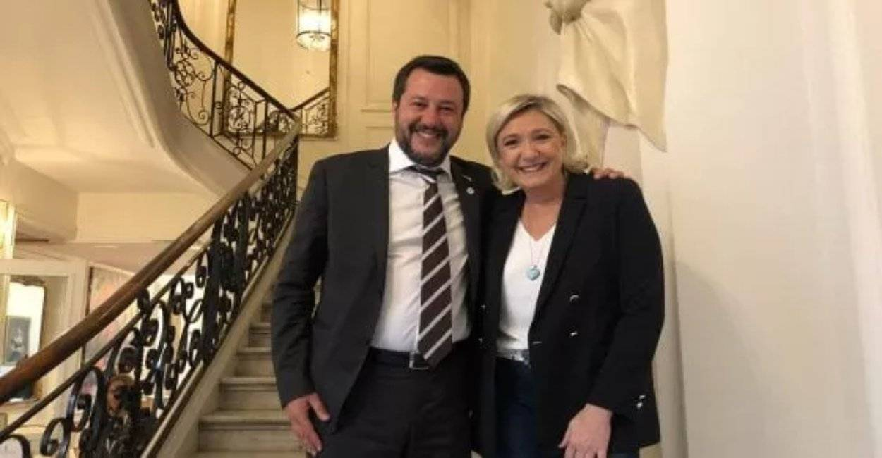 salvini le pen