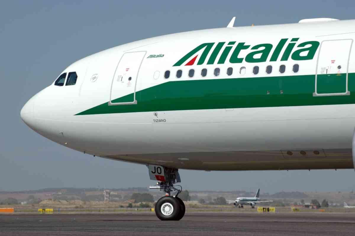 Decreto Crescita, Alitalia
