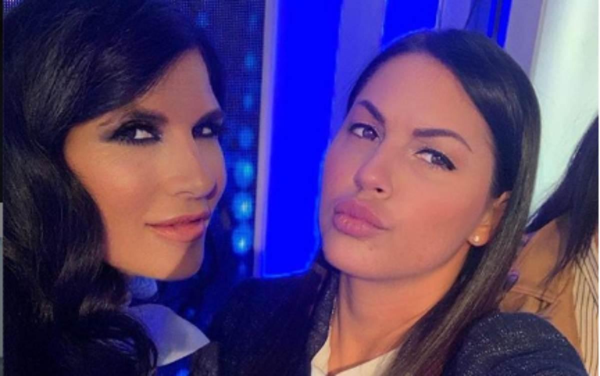 liana Michelazzo e Pamela Prati