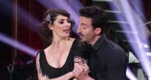 Elisa Isoardi e Samuel Peron