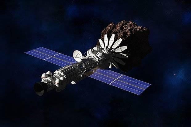 Estrarre metalli preziosissimi dagli asteroidi