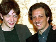 Gabriele e Silvio Muccino