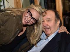 Giampiero Galeazzi e Mara Venier