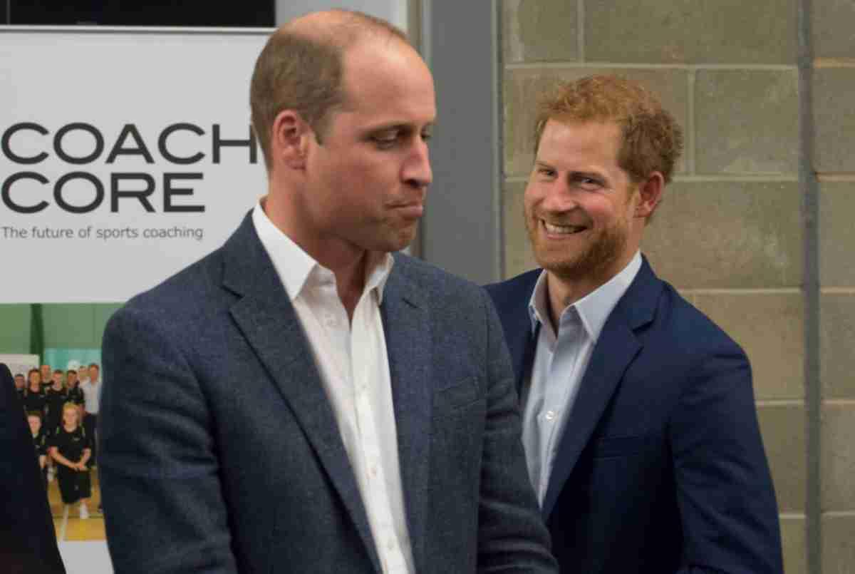 tensioni nella royal Family