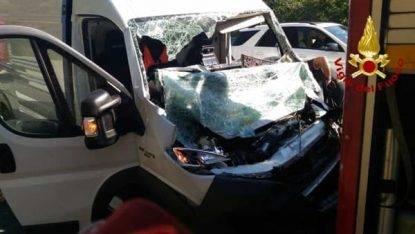 Incidente stradale a Milano