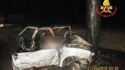 Incidente stradale mortale a Macerata