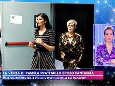 Pamela Prati e Manuela Villa