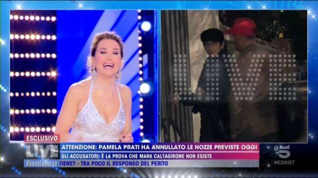 Pamela Prati e Marco Caltagirone