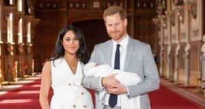 Royal baby, prima apparizione