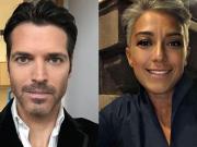 Sergio Arcuri contro Pamela Perricciolo
