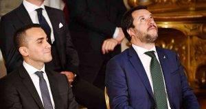 Sondaggi, Lega perde terreno in favore del M5S