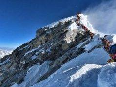everest morti alpinisti