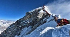 everest morti alpinisti