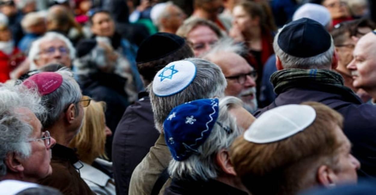kippah governo tedesco ebrei