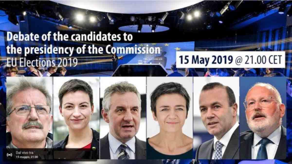stasera su Youtube dalle 21 il dibattito tra i candidati alla presidenza