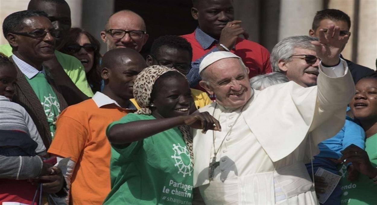 papa francesco migranti