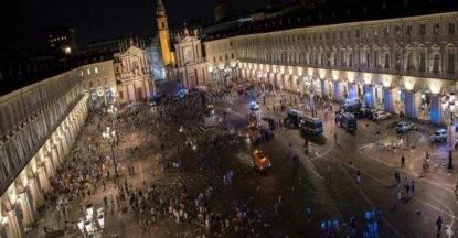 piazza san carlo spray