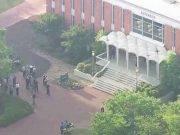 sparatoria nel campus