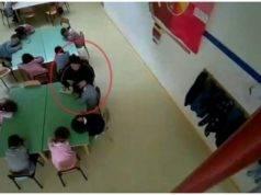 L'asilo diventa un inferno