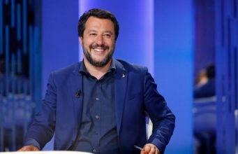 """Matteo Salvini: """"La Lega non è razzista. Io Premier? Riconos"""