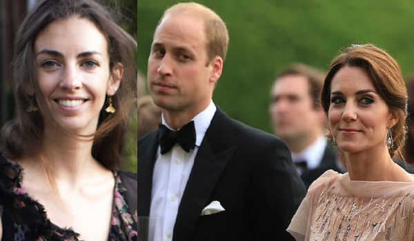 Rose Hanbury, William e kate