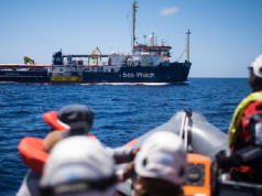 Sea Watch, migranti