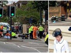 incidente william kate