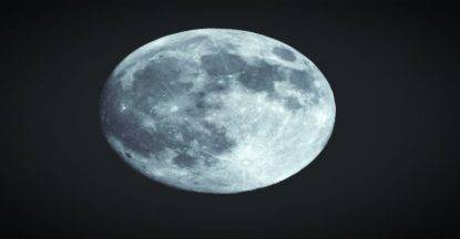 lampi luce luna