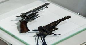 pistola suicidio van gogh