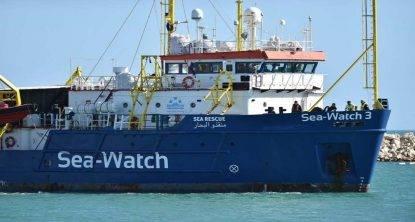 sea watch salvini migranti