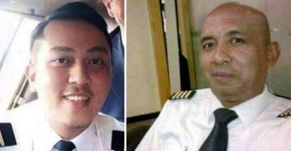 volo pilota malaysian