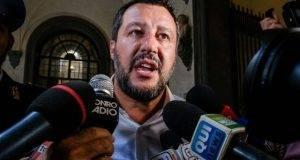 Caso Bibbiano, Salvini