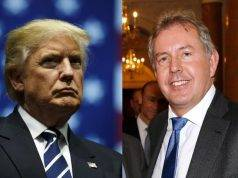 Trump vs Darroch