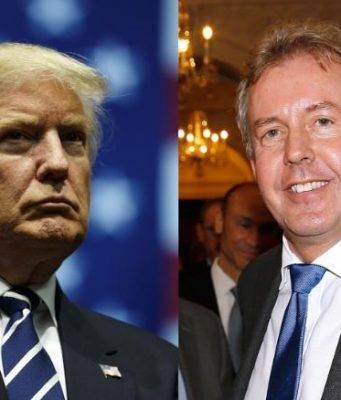 Trump vs Darroch