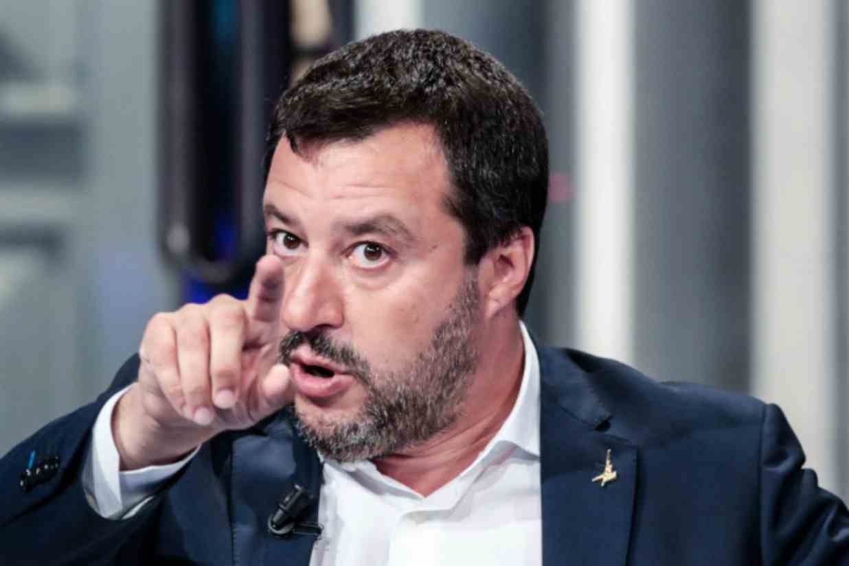 Salvini, stoccata a Di Maio