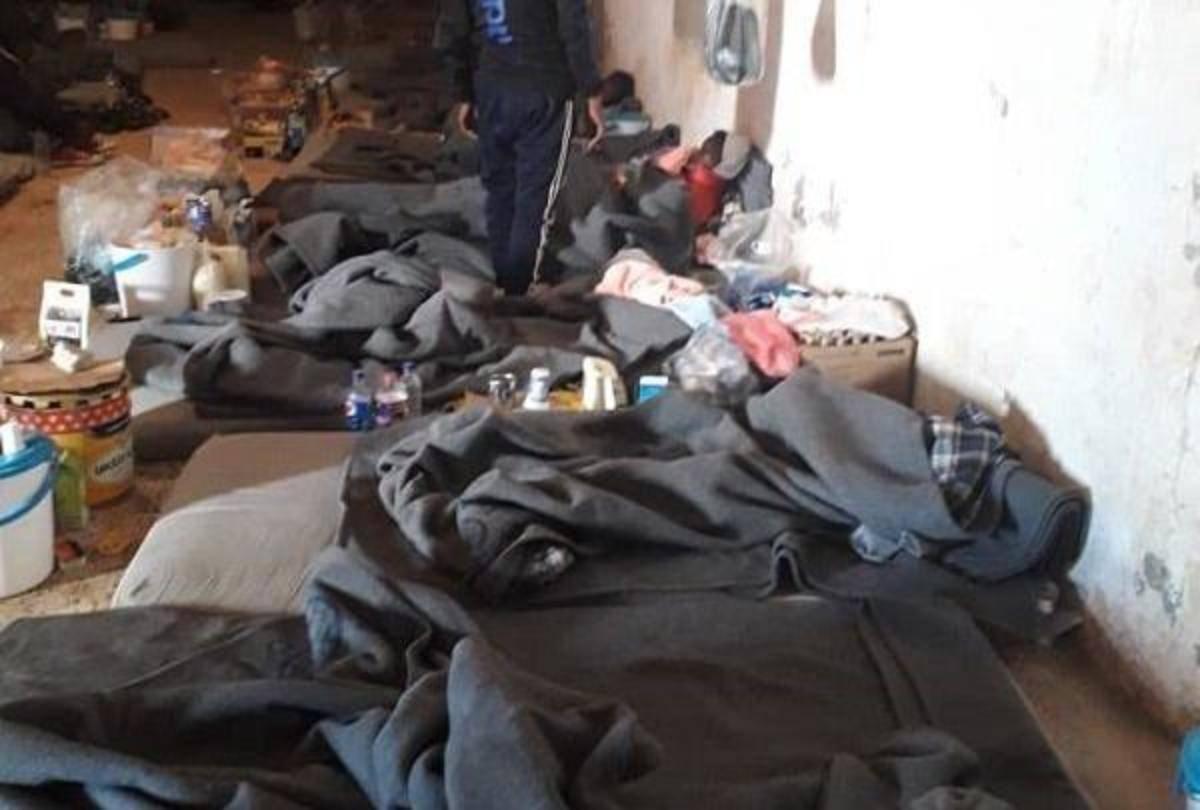 Centri di detenzione Libia