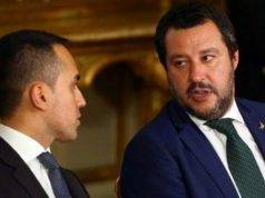 Di Maio duro con Salvini