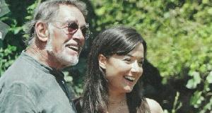 Fabio Testi e Lisa Agnelli