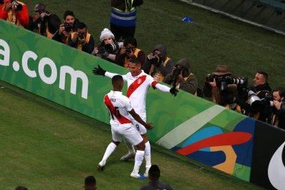 Finale Copa America Brasile-Perù
