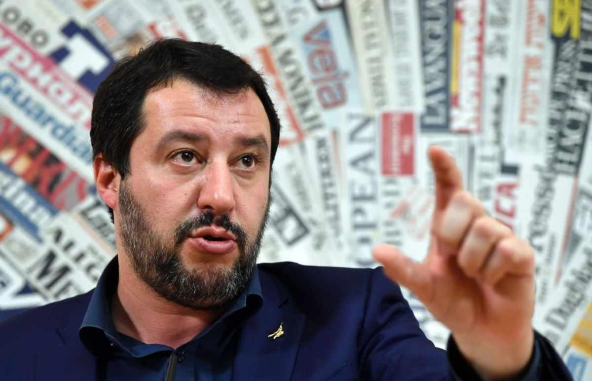 Salvini, su sicurezza Bis abbiamo vinto