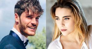 Giordano Mazzocchi e Rachele Risaliti